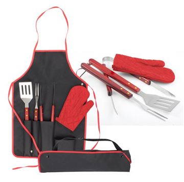 "Picture of ""Axon"" BBQ set"