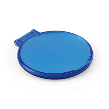 Obrázek Make-up mirror Light blue