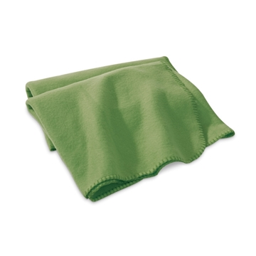 Obrázek Blanket. Polar fleece: 200 g/m². With non-woven pouch: 80 g/m². 1500 x 1300 mm | Pouch: ø135x 360 mm