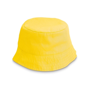 Obrázek Bucket hat for children Yellow