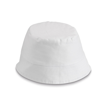 Obrázek Bucket hat for children White