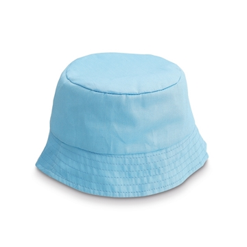 Obrázek Bucket hat for children Light blue