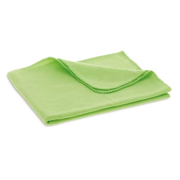 Picture of Blanket. Polar fleece: 180 g/m². 1450 x 950 mm zelená
