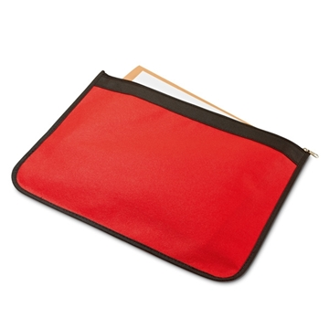 Obrázek Document pouch Red