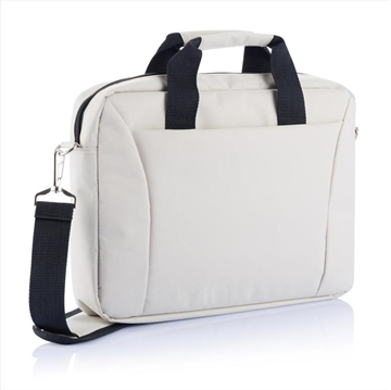 "91417da248f 15"" exhibition laptop bag PVC free"