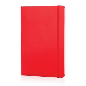 Obrázek Classic hardcover notebook A5, red